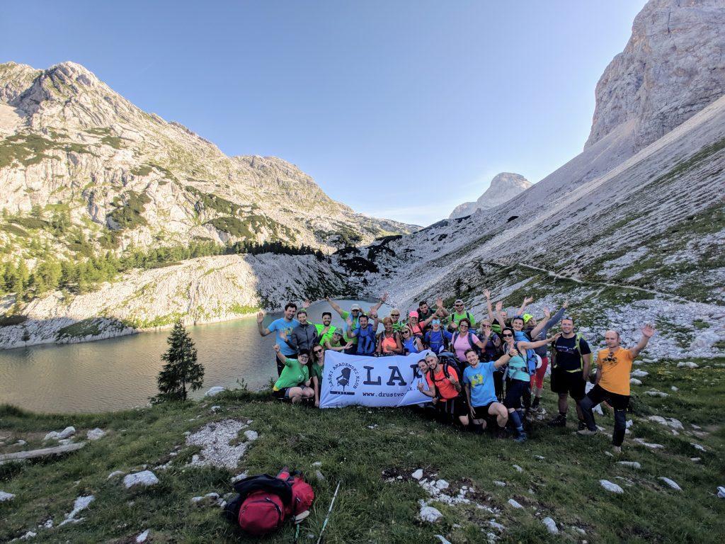 Izlet po Dolini Triglavskih jezer 2019